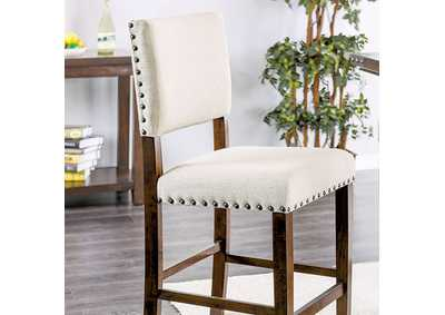 Image for Glenbrook Linen Counter Chair (Set of 2)