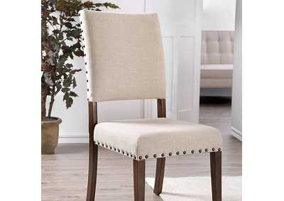 Aurora Solis Side Chair,Furniture of America