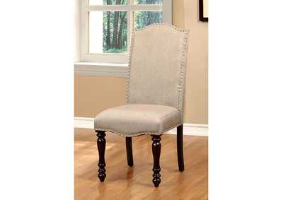 Image for Hurdsfield Linen Upholstered Side Chair (Set of 2)