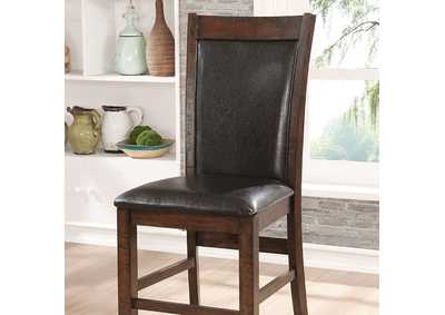 Meagan II Counter Chair (Set of 2),Furniture of America