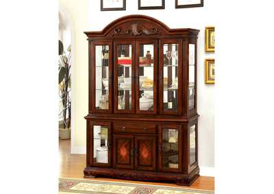 Image for Petersburg Cherry Hutch & Buffet