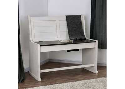 Image for Nekoma Espresso Counter Height Loveseat