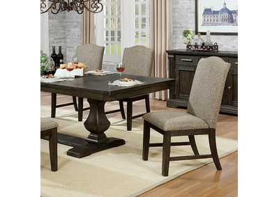 Faulk Dining Table,Furniture of America