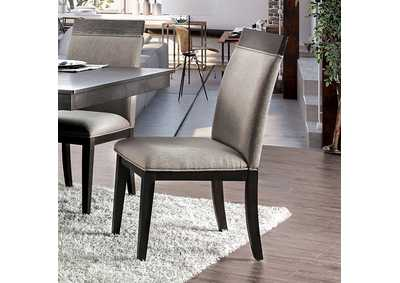 Modoc Side Chair (Set of 2),Furniture of America