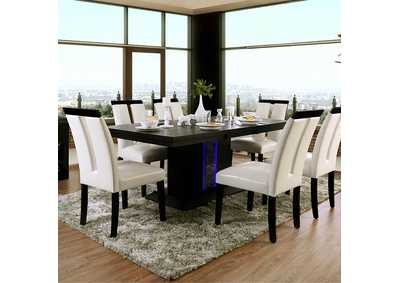 Evangeline Dining Table,Furniture of America