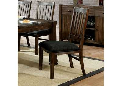 Scranton Walnut Side Chair [Set of 2]