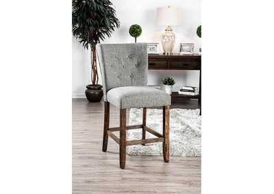 Image for Schoten Gray Counter Height Chair [Set of 2]