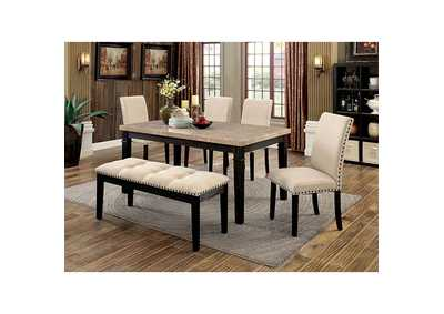 Dodson Black Dining Table
