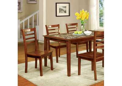 Fordville Dining Table Set,Furniture of America