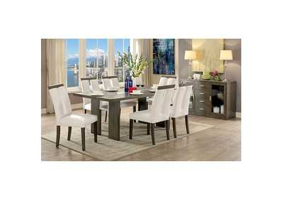 Luminar Gray Dining Table