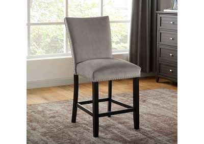 Image for Kian II Gray Counter Height Chair [Set of 2]
