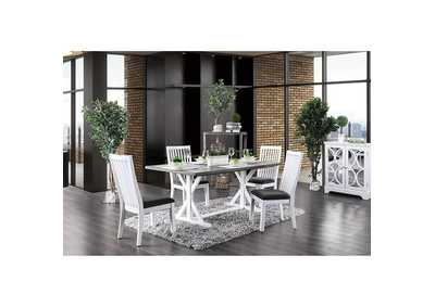 Kathleen Dining Table,Furniture of America