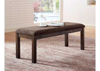 Image for Brinley Red Bench