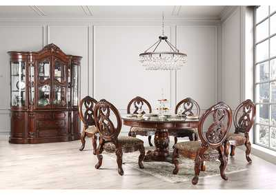 Image for Tuscany I Antique Cherry Dining Table