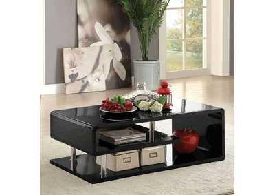 Image for Ninove Black Coffee Table
