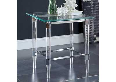Beaumaris Clear End Table
