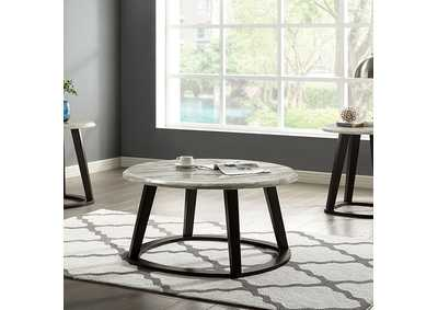 Image for Mariela Gray 3 Piece Table Set
