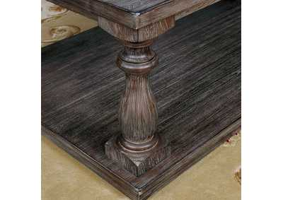 Tammie Gray End Table,Furniture of America