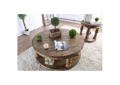 Mika Coffee Table,Furniture of America