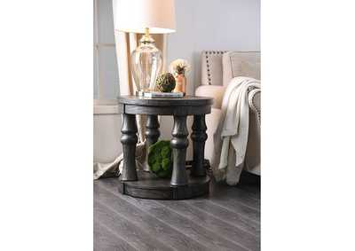 Mika End Table,Furniture of America