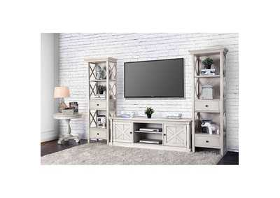 "Image for Georgia Antique White 72"" Tv Stand"