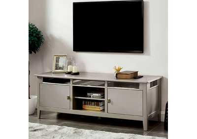Image for Xaviera Silver TV Stand