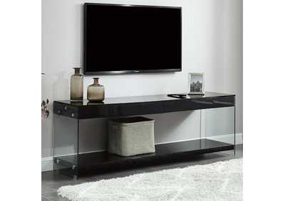 "Image for Sabugal Black 70"" TV Stand"