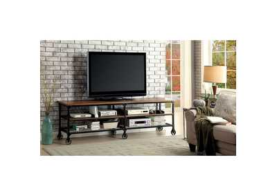 "Image for Ventura Antique Black 72"" TV Console"