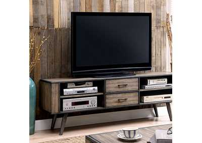"Image for Vilhelm II Gray 72"" TV Console"