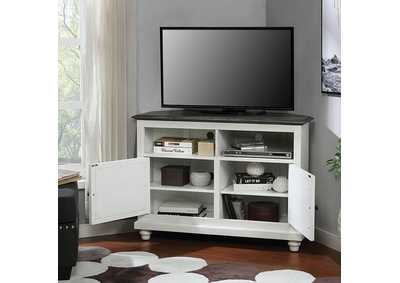 Image for Palu White TV Stand