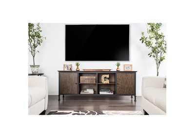 "Image for Broadland Medium Weathered Oak 72"" Tv Stand"