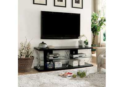 "Image for Ernst Black 60"" Tv Stand"