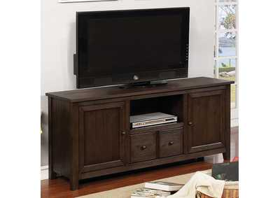 "Presho Dark Oak 60"" TV Stand"