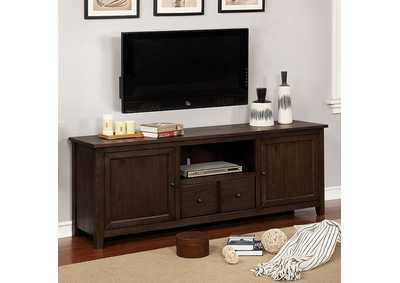 "Presho Dark Oak 72"" TV Stand"