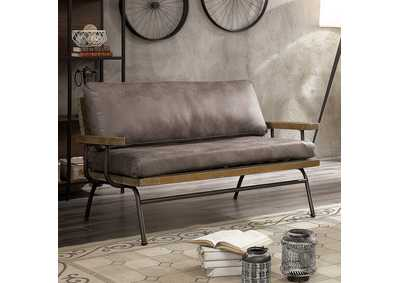 Image for Santiago Ash Brown Loveseat