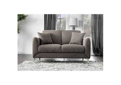 Image for Lauritz Grey Loveseat