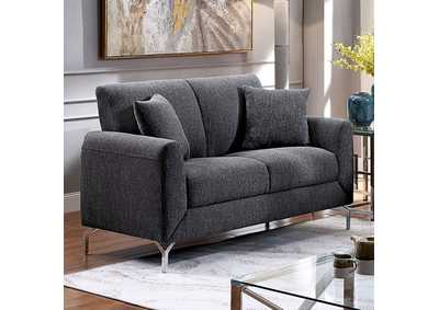 Image for Lauritz Gray Loveseat