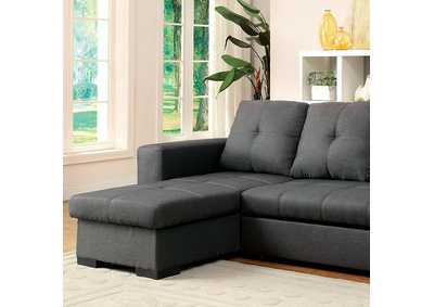 Image for Denton Gray Sectional