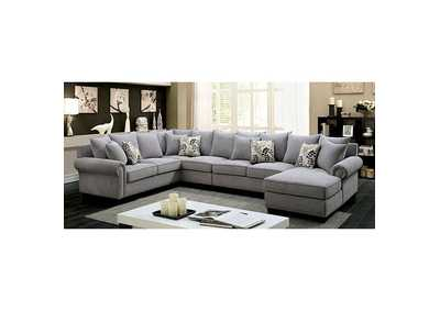 Image for Skyler II Gray Sectional