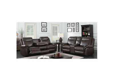 Image for Chenai Brown Glider Recliner