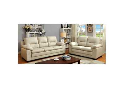 Image for Parma Ivory Sofa