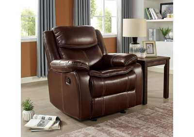 Image for Jeanna Brown Recliner