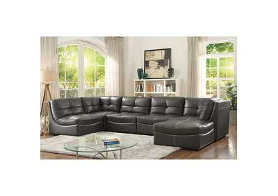 Image for Libbie Gray 6 Piece Modular Seating Set