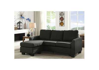 Image for Erin Dark Gray Sectional