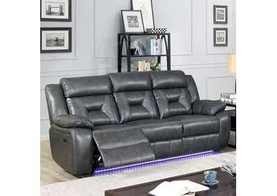 Image for Marnie Gray Power Sofa