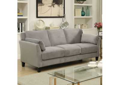 Image for Ysabel Warm Gray Sofa
