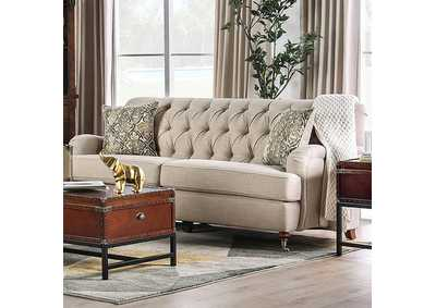 Image for Laney Beige Sofa