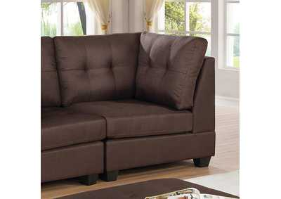 Image for Pencoed Brown Corner Chair