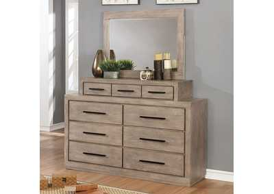 Image for Oakburn Dresser w/ Jewelry Box