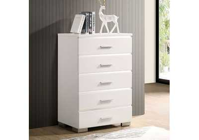 Image for Carlie White Small Chest
